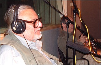 John Harrison and George Romero
