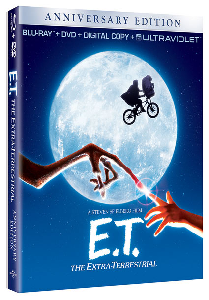 Order E.T. on Blu-ray from Amazon.com