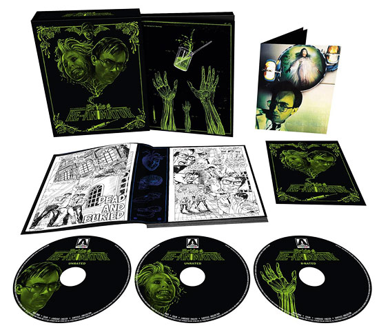 Arrow's Bride of Re-Animator (Blu-ray Disc)