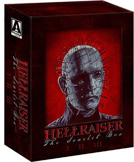 Hellraiser box set (Blu-ray)