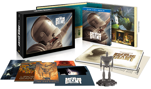 The Iron Giant: Ultimate Collector's Edition (Blu-ray Disc)