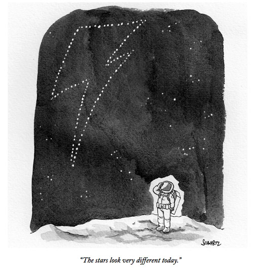 The New Yorker's David Bowie tribute