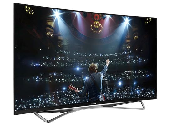 Panasonic's TX-CZ952 4K UHD Display