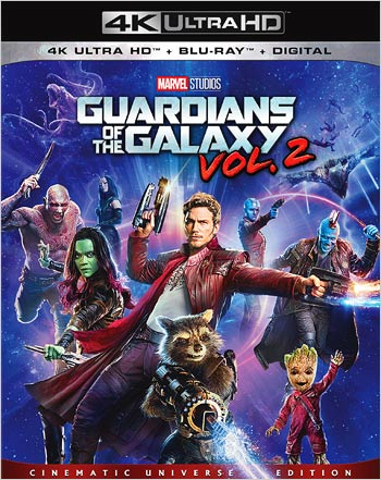Guardians of the Galaxy Vol. 2 (4K Ultra HD Blu-ray)