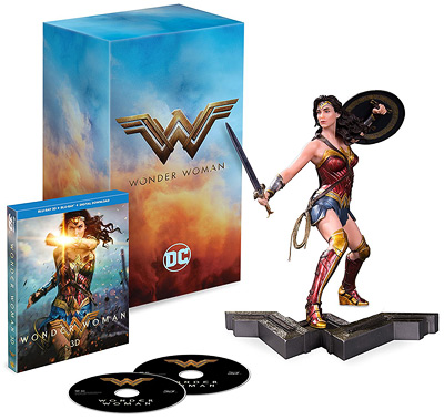 Wonder Woman (Blu-ray Combo)