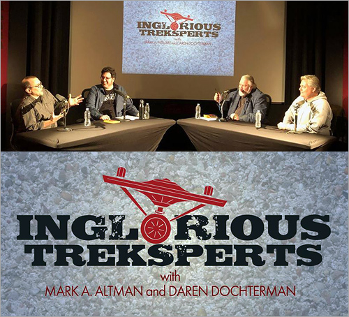 The Inglorious Treksperts