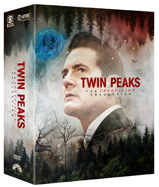 Twin Peaks: The Television Collection (DVD)