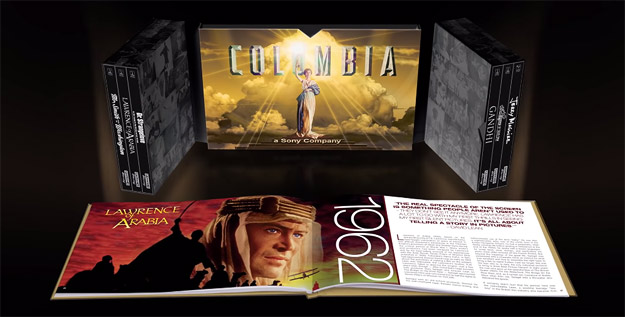 Columbia Classics 4K Collection: Volume 1