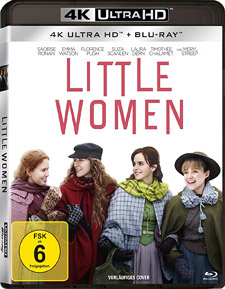 Little Women (German 4K Ultra HD)