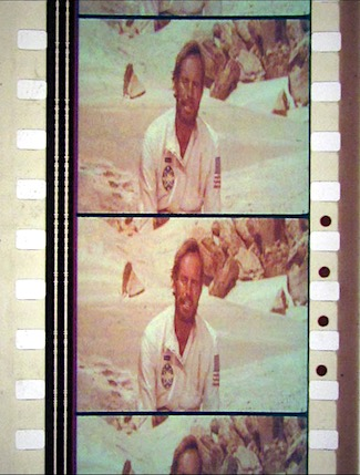 Apes 35mm film clipping