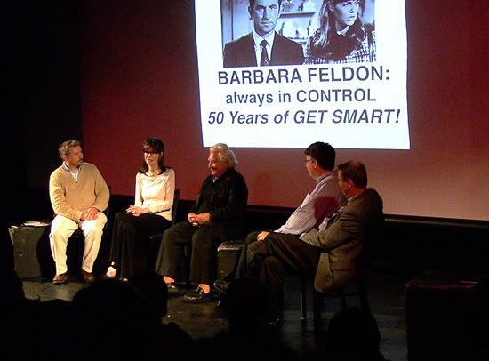 Get Smart: 50th Anniversary panel discussion