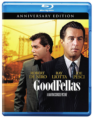 Goodfellas: 25th Anniversary Edition (Blu-ray Disc)