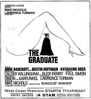 Graduate newspaper ad