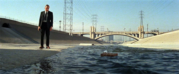 A scene from Point Blank (1967).
