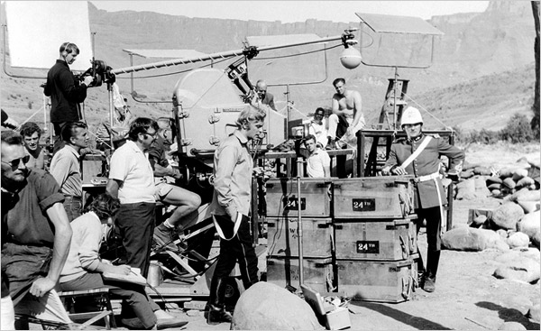 On the set of Zulu