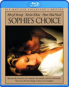 Shout!'s Sophie's Choice Blu-ray Disc