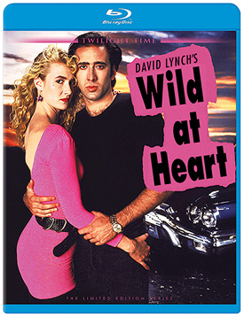 Twilight's Wild at Heart Blu-ray Disc