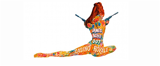 Michael Coate celebrates the 50th anniversary of the 1967 James Bond spoof Casino Royale
