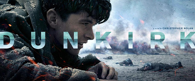 Check out our review of Christopher Nolan's masterpiece Dunkirk in stunning 4K Ultra HD from Warner Bros.