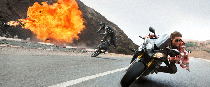 Paramount makes all five previous Mission: Impossible films official for 4K Ultra HD Blu-ray release in June