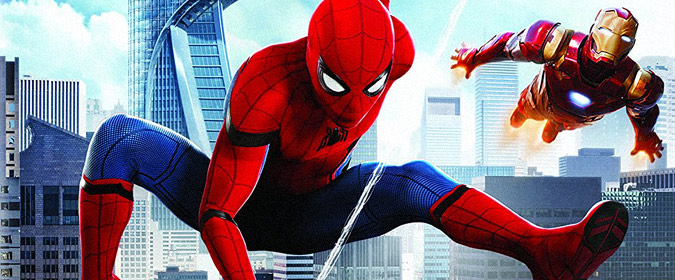 Sony sets Spider-Man: Homecoming for BD/3D/4K on 10/17, plus Disney & Pixar set Cars 3 for BD/4K on 11/7