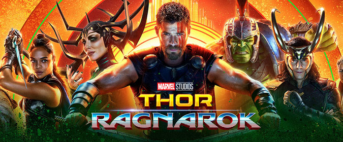 Disney & Marvel set Thor: Ragnarok for Blu-ray, DVD, and 4K Ultra HD release on 3/6