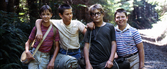 Bill looks back at a coming of age classic in 4K Ultra HD: Rob Reiner's Stand by Me