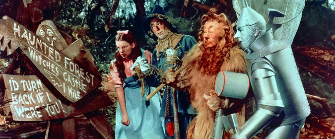 Warner Bros. sets The Wizard of Oz for release on 4K for its 80th anniversary (scanned in 8K!)
