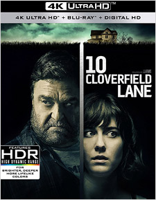 10 Cloverfield Lane (4K Ultra HD)