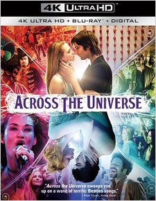 Across the Universe (4K Ultra HD Blu-ray)