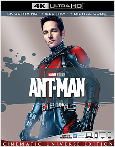 Ant-Man (4K Ultra HD)