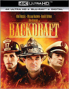 Backdraft (4K Ultra HD)