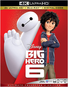 Big Hero 6 (4K Ultra HD)