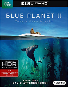 Planet Planet II (4K Ultra HD Blu-ray)