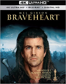 Braveheart (4K Ultra HD Blu-ray)