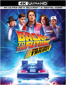 Back to the Future Trilogy (4K Ultra HD)