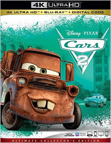 Cars 2 (4K Ultra HD)
