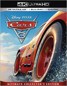 Cars 3 (4K Ultra HD)