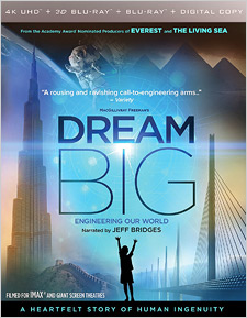 Dream Big (4K Ultra HD Blu-ray)