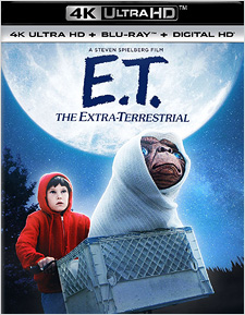 ET The Extra-Terrestrial (4K Ultra HD)
