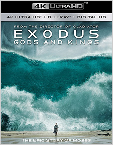 Exodus: Gods and Kings (4K UHD Blu-ray)