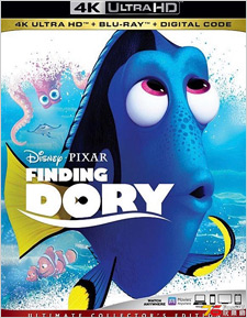 Finding Dory (4K Ultra HD)