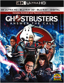 Ghostbusters (4K Ultra HD Blu-ray Disc)