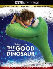 The Good Dinosaur (4K Ultra HD)