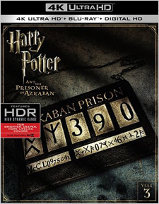 Harry Potter and the Prisoner of Azkaban (4K Ultra HD)