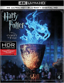 Harry Potter and the Goblet of Fire (4K Ultra HD)