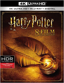 The Harry Potter 8-Film Collection (4K Ultra HD)