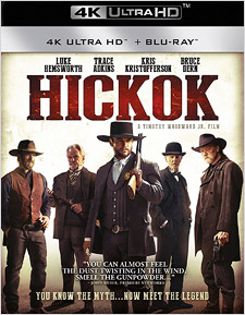 Hickok (4K Ultra HD Blu-ray)
