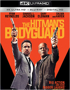 The Hitman's Bodyguard (4K Ultra HD)