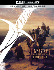 The Hobbit Trilogy (4K Ultra HD)